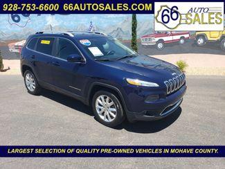 2016 Jeep Cherokee Limited in Kingman, Arizona 86401