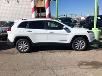 2016 Jeep Cherokee Limited CAR PROS AUTO CENTER (702) 405-9905 Las Vegas, Nevada 1