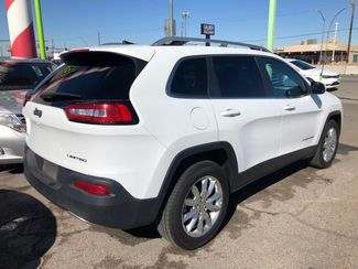 2016 Jeep Cherokee Limited CAR PROS AUTO CENTER (702) 405-9905 Las Vegas, Nevada 2