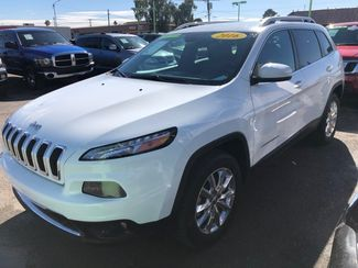 2016 Jeep Cherokee Limited CAR PROS AUTO CENTER (702) 405-9905 Las Vegas, Nevada 4