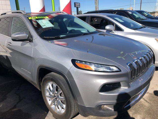 2016 Jeep Cherokee Limited CAR PROS AUTO CENTER (702) 405-9905 Las Vegas, Nevada 1