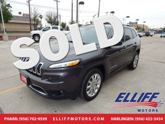 2016 Jeep Cherokee Limited Limited in Harlingen, TX 78550