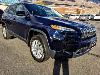 2016 Jeep Cherokee Limited LINDON, UT 5