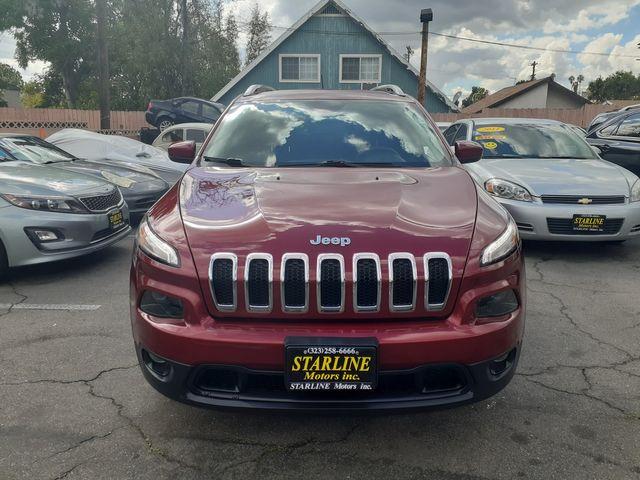 2016 Jeep Cherokee Latitude Los Angeles, CA 1