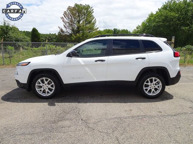 2016 Jeep Cherokee Sport Madison, NC 5