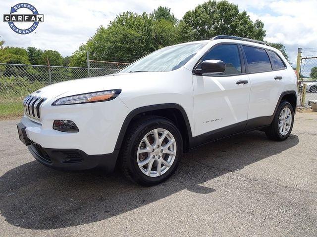 2016 Jeep Cherokee Sport Madison, NC 6