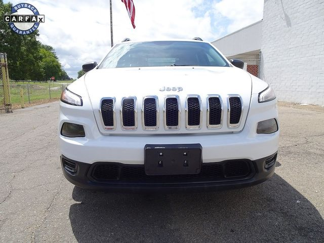 2016 Jeep Cherokee Sport Madison, NC 7