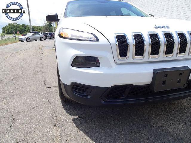 2016 Jeep Cherokee Sport Madison, NC 8