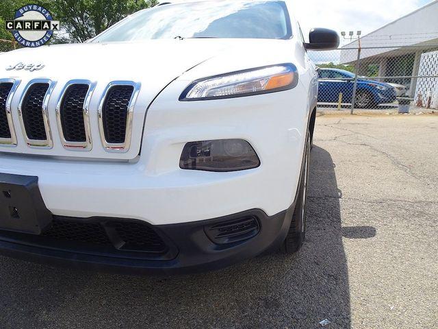 2016 Jeep Cherokee Sport Madison, NC 9