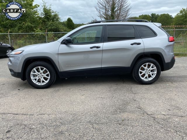 2016 Jeep Cherokee Sport Madison, NC 4
