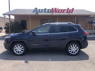 2016 Jeep Cherokee Limited 4X4 in Marble Falls, TX 78654
