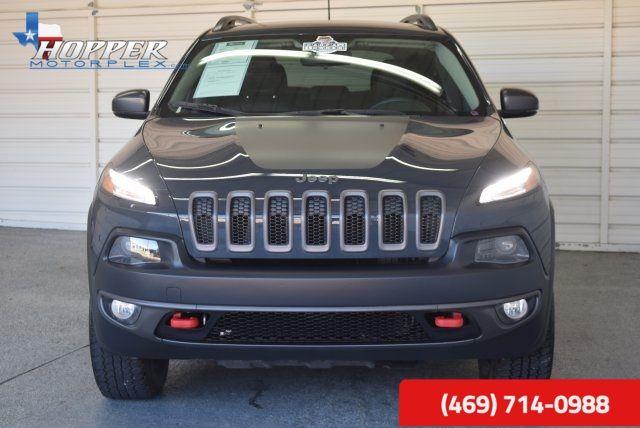 2016 Jeep Cherokee Trailhawk in McKinney Texas, 75070