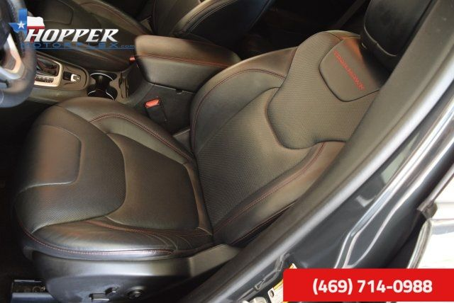 2016 Jeep Cherokee Trailhawk in McKinney Texas, 75070