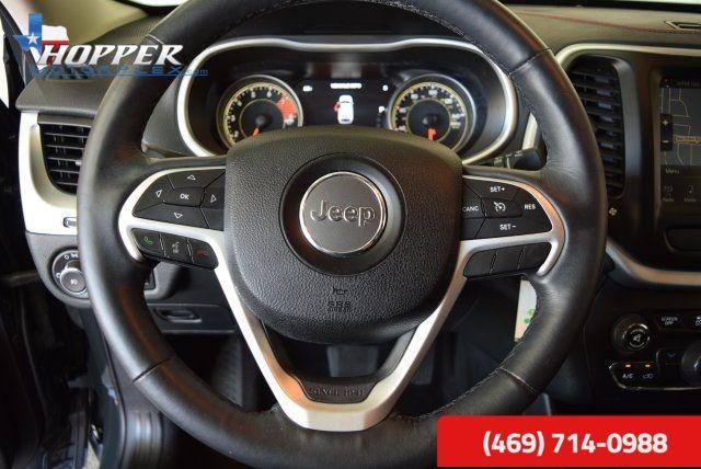 2016 Jeep Cherokee Trailhawk in McKinney, Texas 75070