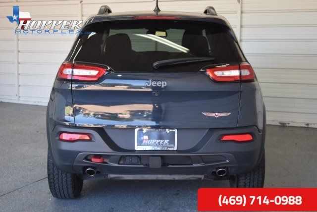 2016 Jeep Cherokee Trailhawk in McKinney, Texas 75070
