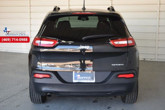 2016 Jeep Cherokee Sport in McKinney Texas, 75070