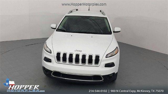 2016 Jeep Cherokee Limited in McKinney Texas, 75070
