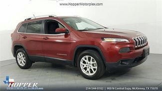 2016 Jeep Cherokee Latitude in McKinney Texas, 75070