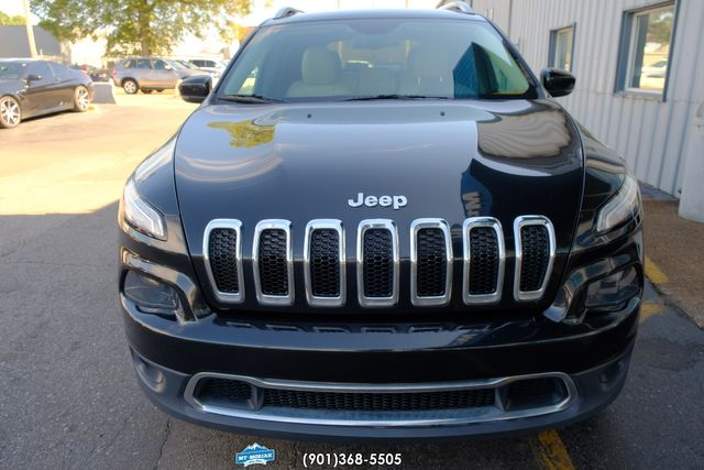 2016 Jeep Cherokee Limited in Memphis, Tennessee 38115