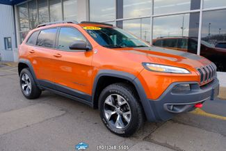 2016 Jeep Cherokee Trailhawk in Memphis, Tennessee 38115