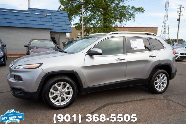 2016 Jeep Cherokee Latitude in Memphis, Tennessee 38115