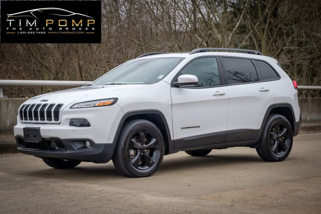 2016 Jeep Cherokee High Altitude PANO ROOF LEATHER SEATS