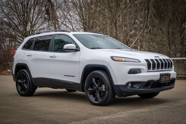 2016 Jeep Cherokee High Altitude PANO ROOF LEATHER SEATS in Memphis, Tennessee 38115