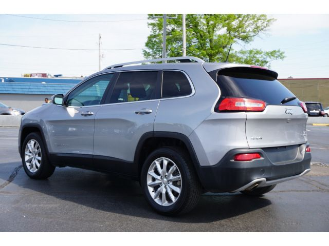 2016 Jeep Cherokee Limited in Memphis, TN 38115