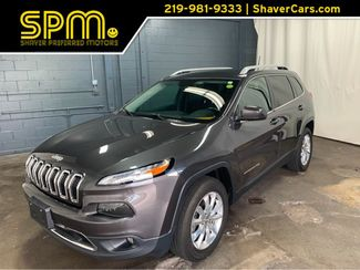 2016 Jeep Cherokee Limited in Merrillville, IN 46410