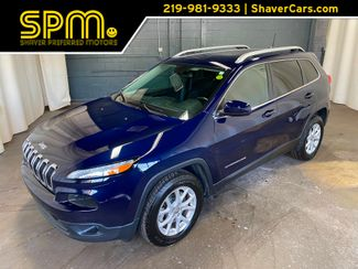 2016 Jeep Cherokee Latitude w/ Navi and Cold Weather Group in Merrillville, IN 46410