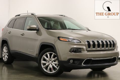 2016 Jeep Cherokee Limited in Mansfield