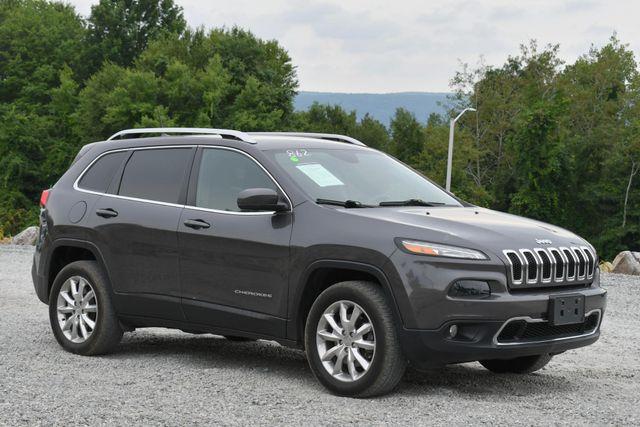 2016 Jeep Cherokee Limited Naugatuck, Connecticut