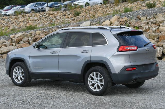 2016 Jeep Cherokee Latitude Naugatuck, Connecticut 2
