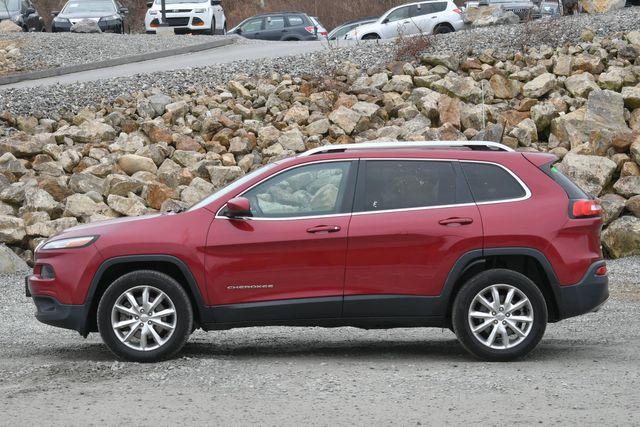 2016 Jeep Cherokee Limited Naugatuck, Connecticut 1