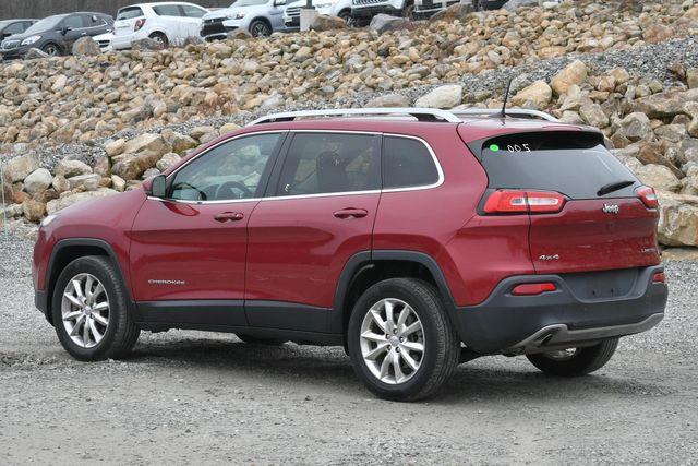2016 Jeep Cherokee Limited Naugatuck, Connecticut 2