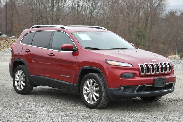 2016 Jeep Cherokee Limited Naugatuck, Connecticut 6