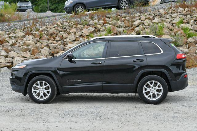 2016 Jeep Cherokee Latitude 4WD Naugatuck, Connecticut 3