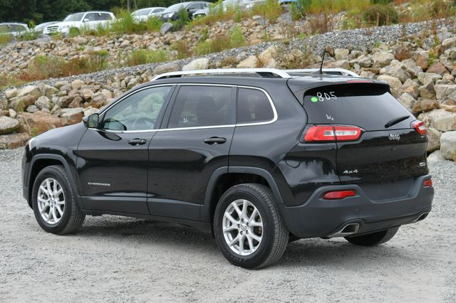 2016 Jeep Cherokee Latitude 4WD Naugatuck, Connecticut 4