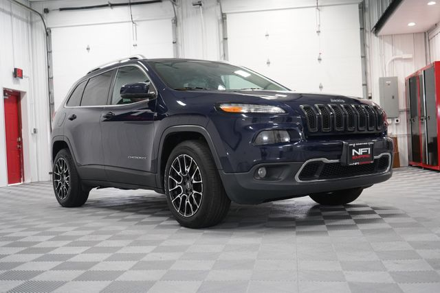 2016 Jeep Cherokee Limited in Erie, PA 16428