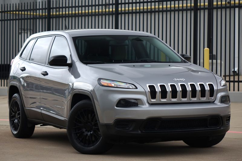 2016 Jeep Cherokee Sport* FWD* EZ Finance** | Plano, TX | Carrick's Autos in Plano TX