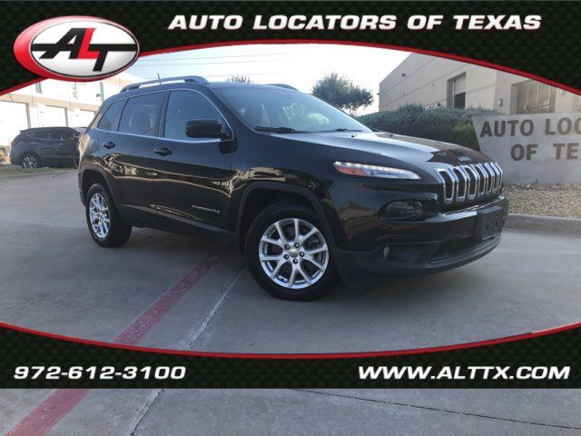 2016 Jeep Cherokee Latitude in Plano, TX 75093