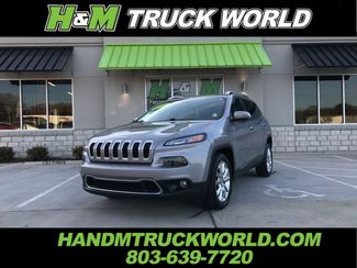 2016 Jeep Cherokee Limited *LEATHER* SUPER CLEAN in Rock Hill, SC 29730