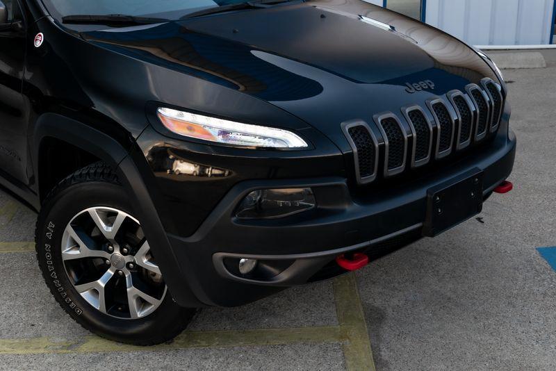 2016 Jeep Cherokee Trailhawk in Rowlett, Texas