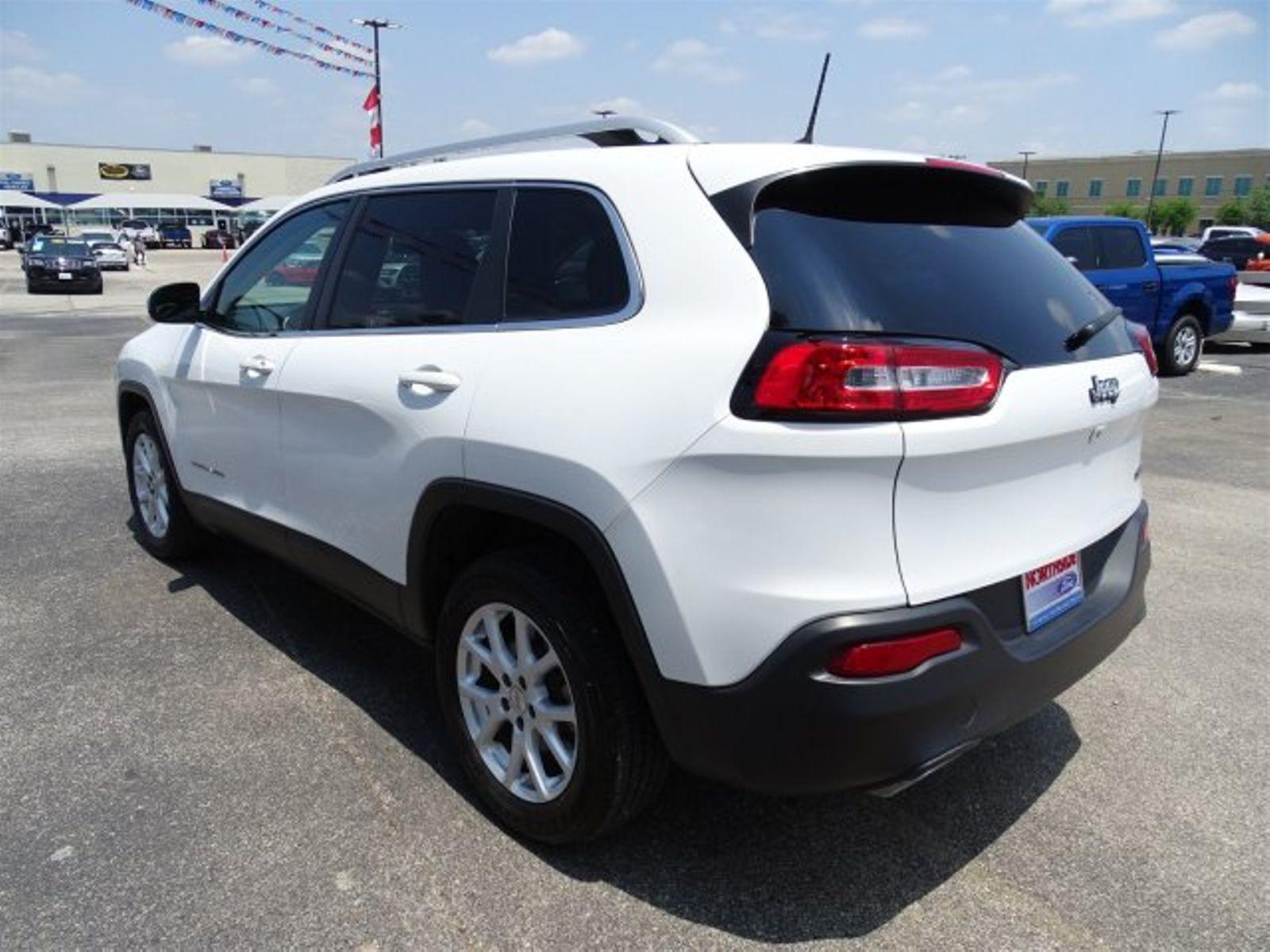 2016 Jeep Cherokee Latitude San Antonio TX Southside Used