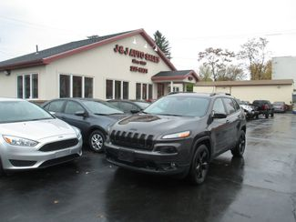 2016 Jeep Cherokee Altitude in Troy NY, 12182