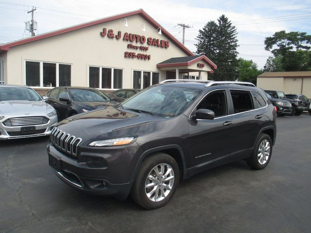 2016 Jeep Cherokee Limited in Troy, NY 12182