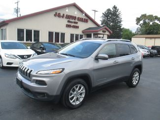 2016 Jeep Cherokee Latitude in Troy, NY 12182