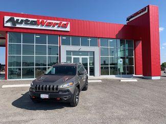 2016 Jeep Cherokee Trailhawk in Uvalde, TX 78801