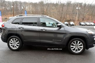 2016 Jeep Cherokee Limited Waterbury, Connecticut 7