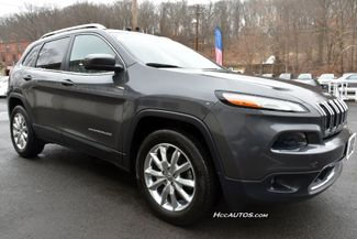 2016 Jeep Cherokee Limited Waterbury, Connecticut 8